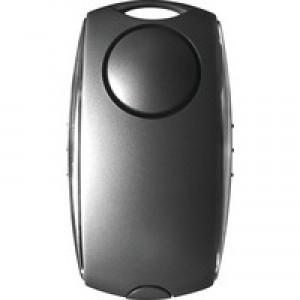 Securikey Personal Alarm Black/Silver PAECABLK