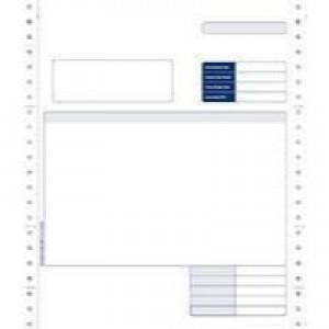 Sage Compatible Invoice 3-Part Pack of 750 SE03
