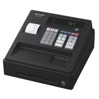 Image for Sharp Cash Register Black XEA107BK