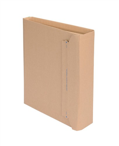 Smart Box File Pack 320x290x35-80mm Brown Pack of 20 143387114