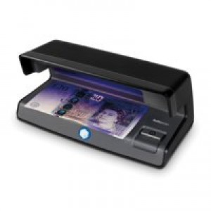 Safescan Counterfeit Detector UV50 Black 131-0397