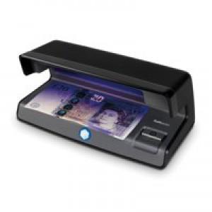 Safescan Counterfeit Detector 50 UV Checker 206x102x88mm Black Code 131-0399