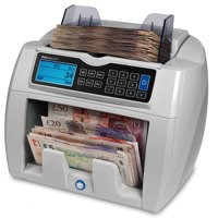 Safescan 2685 Note Counter Counterfeit Detect