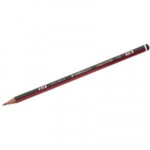 Staedtler 110 Tradition Pencil Cedar Wood HB Ref 110-HB [Pack 12]