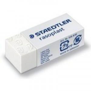 Staedtler Rasoplast Eraser Self-cleaning 42x18x12mm Code 526B30