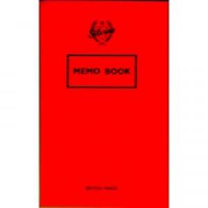 Silvine Memo Book 159x95mm 36 Leaf 042F Ruled Feint
