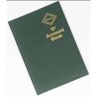 Simplex D Accounts Book