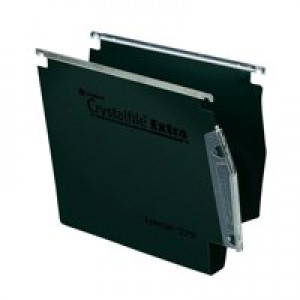 Twinlock Crystalfile Extra Lateral File Polyprop 30mm Green Pack 25 Code 70640