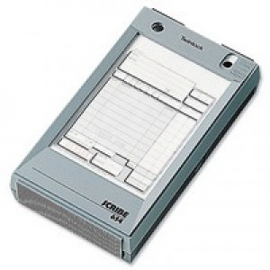 Twinlock Scribe 654 Scribe Register 165x102mm for Business Forms Ref 71000
