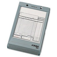 Twinlock Scribe 855 Scribe Register 216x140mm for Business Forms Ref 71011