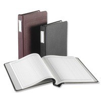 Twinlock 3C Crown Binder Size 324x229mm Maroon Ref 75003