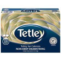 Tetley Drawstring Tea Bag Pack of 100 1050A