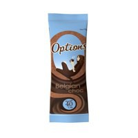 Options Belgian Hot Chocolate Sachet Pack of 100 W550029