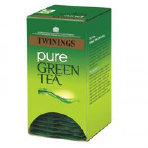 Twinings Pure Green Infusions Tea Bx20