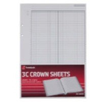 Twinlock Crown 3C Plain Refill 75840