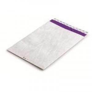 Tyvek Envelope 324x229mm White Pack of 100 555024
