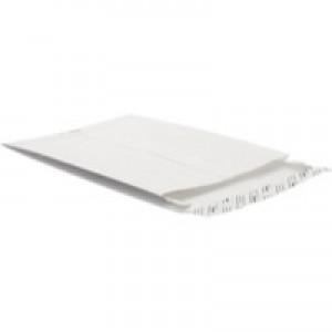 Tyvek Envelope 324x229mm White 20mm Gusset Pack of 100 754924