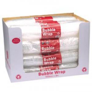 Postpak Clear Bubble Wrap 37749