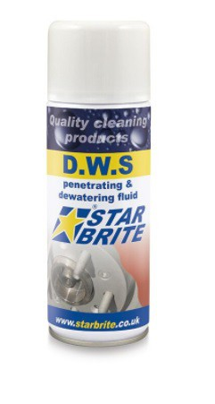 DWS Multi-Purpose Penetrant and Lubricant Aerosol 400ml Pk 12