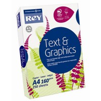 Image for Rey Text & Graphics A4 160gsm Card (pk250)