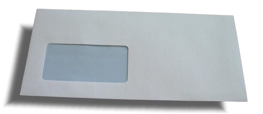 90gsm DL Window Fastseal Envelope pk1000