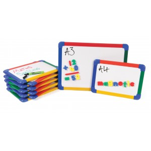 Image for A4 Double Sided Magnetic Drywipe Boards (1)