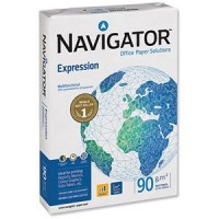 Image for Navigator Expressions A4 White 90gsm paper pk500