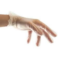 McKinnon Medical LARGE Vinyl Powder-Free Non-Sterile Gloves (Box 100)