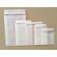 Image for 162mm x 114mm Glassine Peel and Seal Envelope Bags [Pack of 1000]