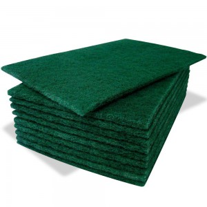 Scouring Pads Green