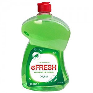 eFresh Original Washing Up Liquid 500ml