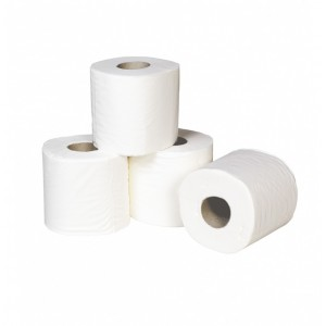 Evita Super Soft 2Ply Toilet Tissue White Pk 40