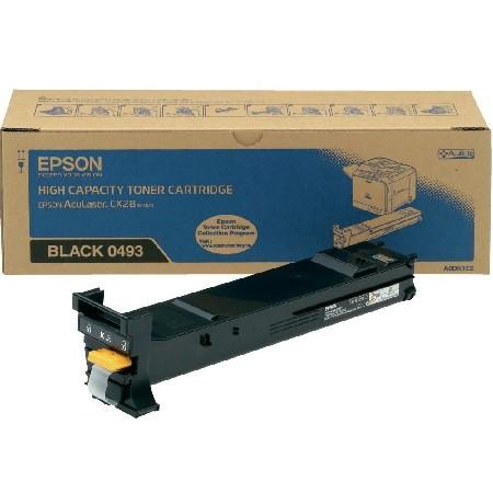 Epson AcuLaser CX28DN Yellow Toner Cart