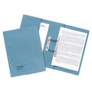 Guildhall Blue Pocket Spiral File Pk25