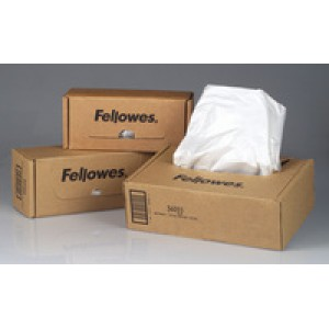 Fellowes Shredder Bag 110/120 Pack of 100 3605201