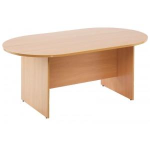 KIS MEETING TABLE 1800w X 1000d X 730h OAK