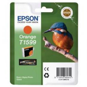 Epson T1599 Orange Inkjet Cartridge