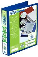 Elba Panorama Presentation Binder A4 4D-Ring 40mm Blue 400008418