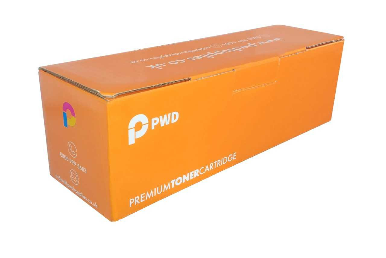 PWD - Cartridge Reman Brother TN135Y Hi Yld Yellow Toner also for TN130
