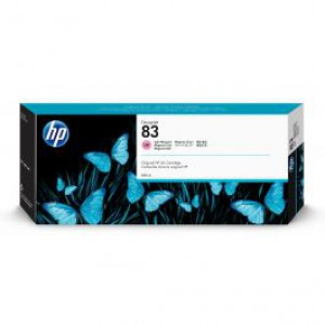HP 83 Light Magenta UV Cartridge C4945A