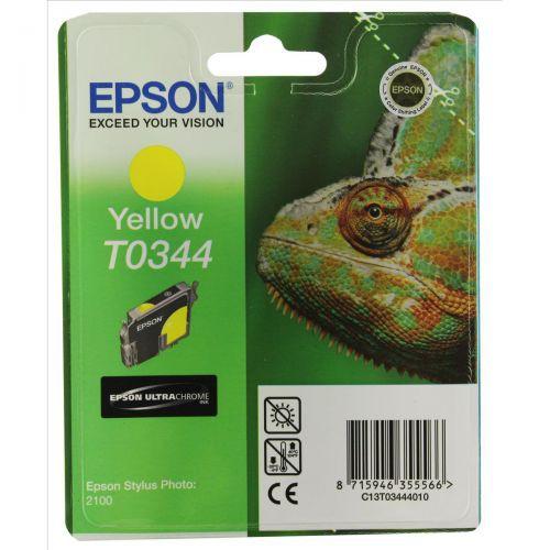 Epson Stylus Photo 2100 Inkjet Cartridge Yellow 17ml C13T034440