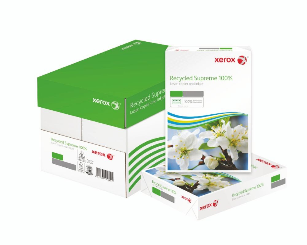 Xerox Recycled Supreme FSC 100% Recycled A3 420 x 297mm 80Gm2 003R95861