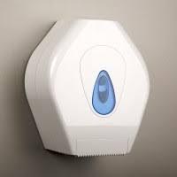 Mini Jumbo Roll Dispenser