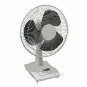 *Q Connect 2-Speed Desktop Fan 230mm/9 inch KF00402 (090091)