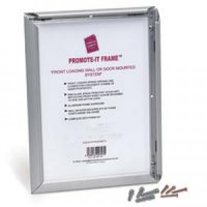 Photo Album Company Promote It Aluminium Frame A1 PAPFA1B (214535)