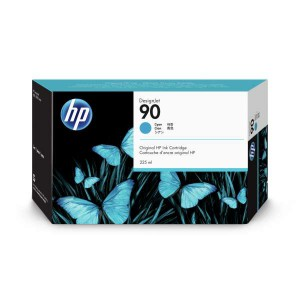 HP 90 Cyan Inkjet Cartridge C5060A