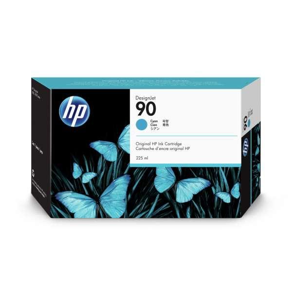 HP 90 Cyan Inkjet Cartridge C5060A