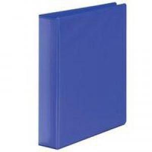 *White Box Presentation 4D-Ring Binder Blue 40mm V-EX1 (SNOY)