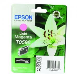Epson T0596 Light Magenta Cartridge