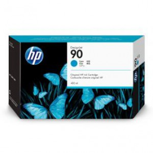 HP 90 Cyan Inkjet Cartridge C5061A